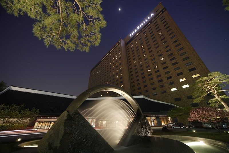 BEST HOTEL OF THE KOREAN WORLD: SHILLA SEOUL