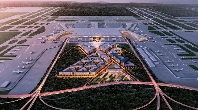 The Biggest Airport in the World 2020